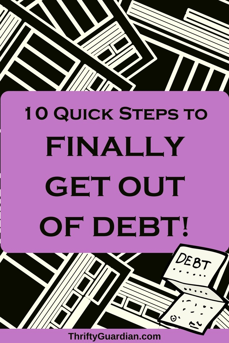 Ten Quick Steps to Finally Change Your Finances