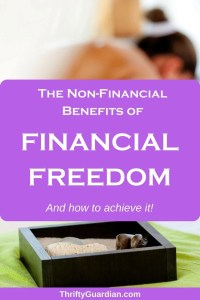The Non-Financial Benefits of Financial Freedom