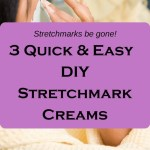 Stretchmark Cream DIY - Make your own stretchmark cream and get rid of stretchmarks today