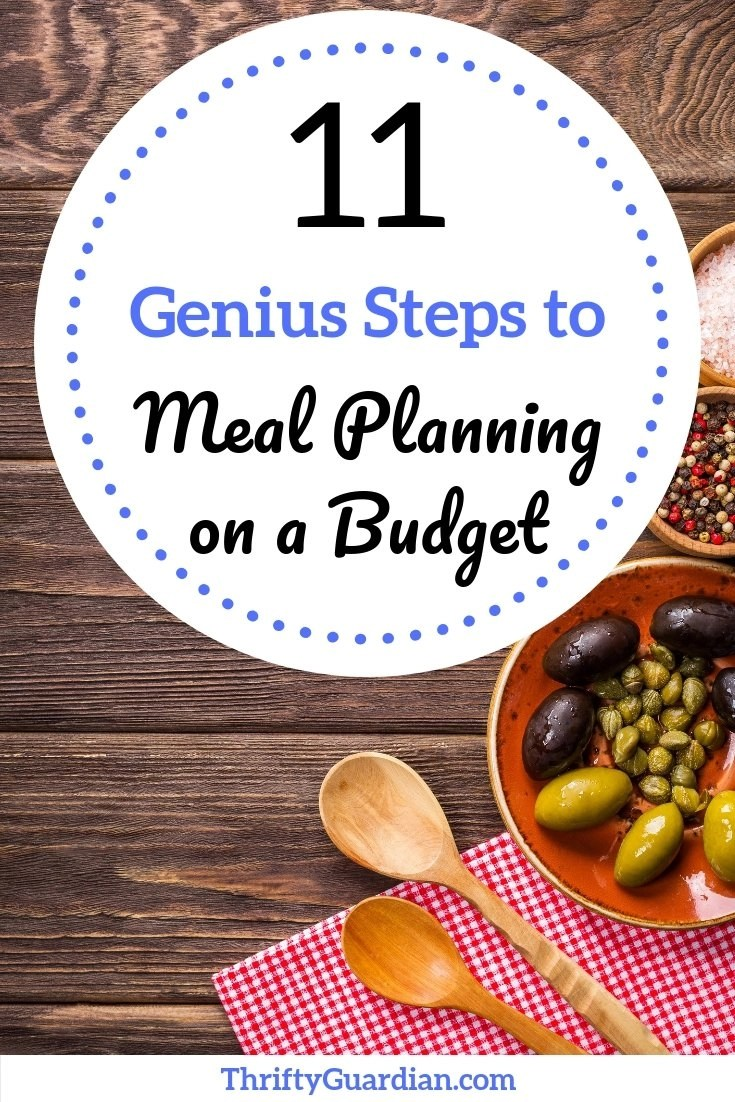 How to create a healthy meal plan on a budget. Save money on groceries and start meal planning to ensure you have easy dinners all week long. Ideas on creating a meal plan that are simple, cheap, and kid friendly.