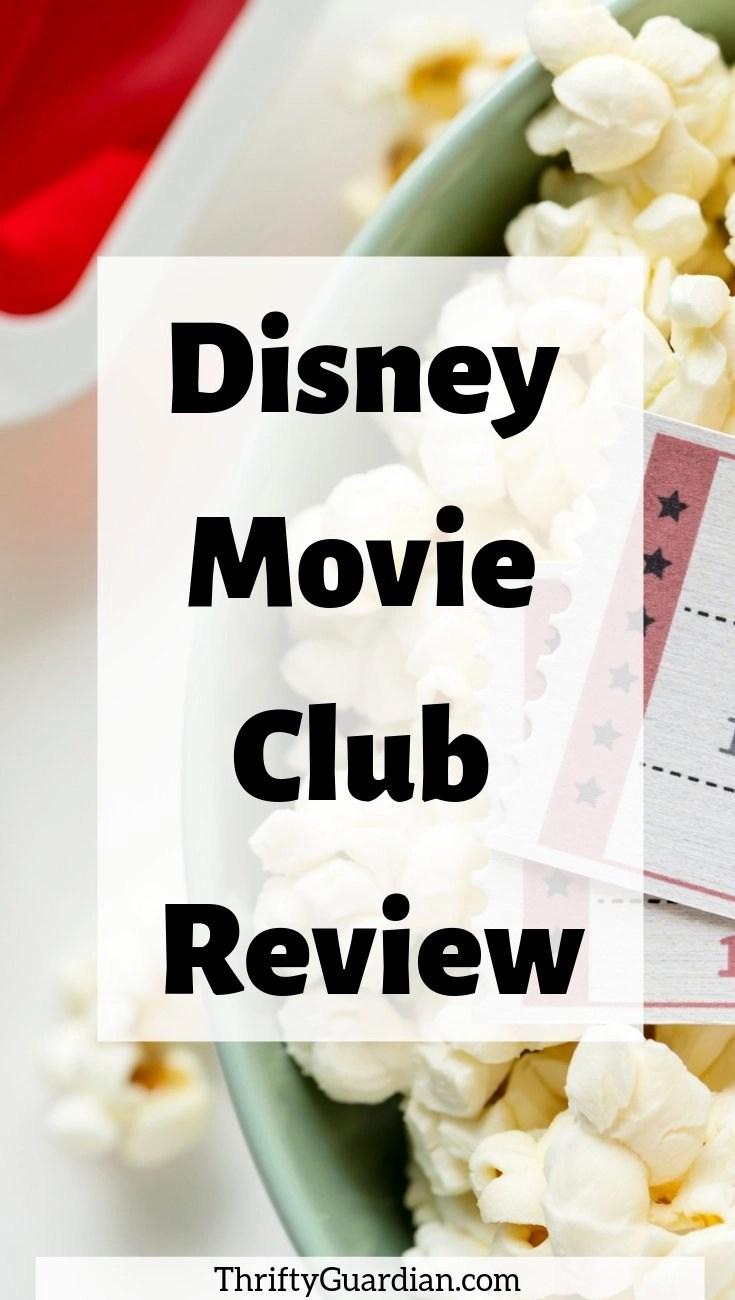 is disney movie club worth it