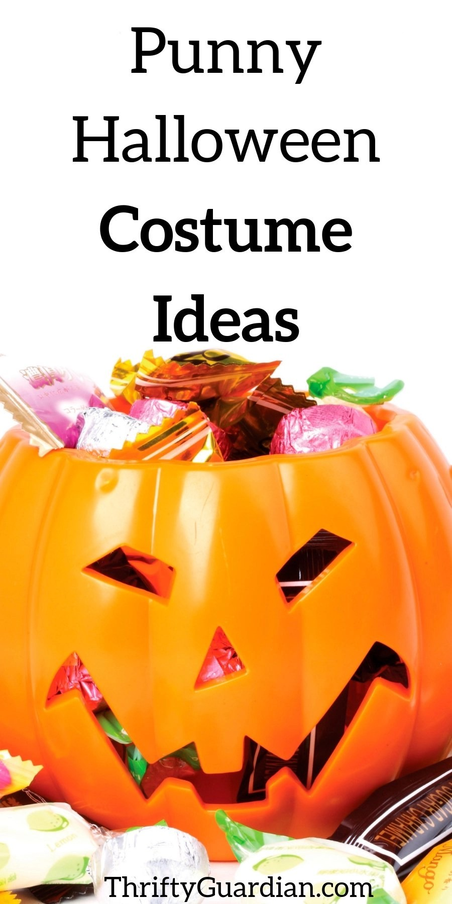 Punny Hallowen Costume Ideas
