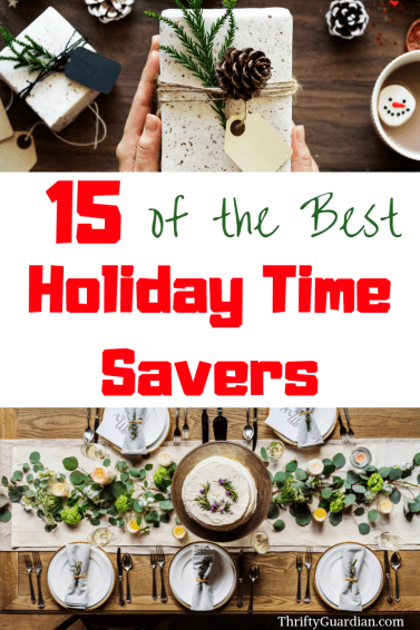 Thanksgiving hacks! Save time whenever you entertain house guests by utilizing these creative tips on saving time when celebrating the holidays.