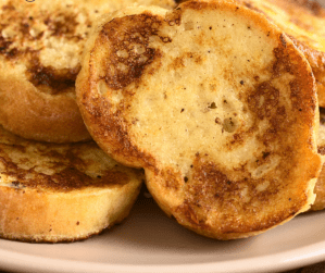 Overnight French Toast Bake