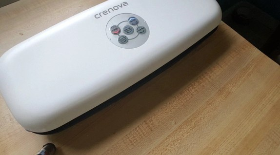 Crenova Vacuum Sealer Food Saver Review