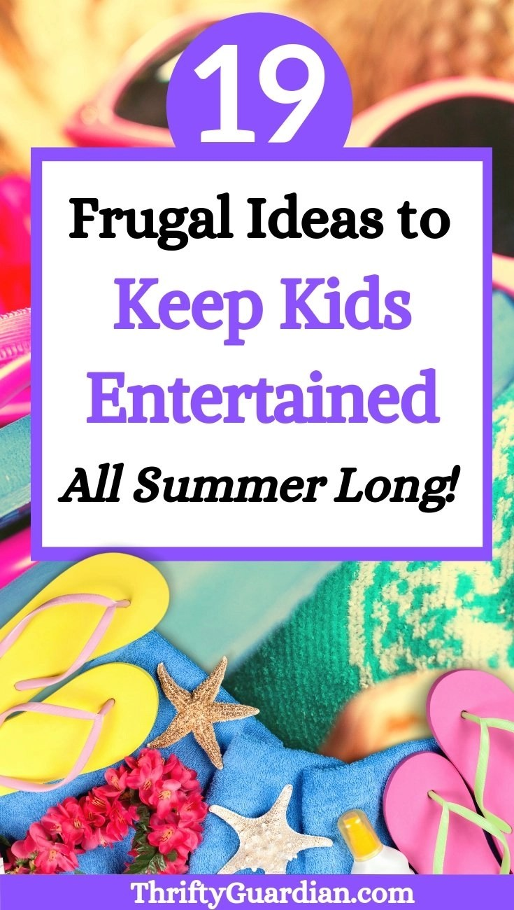 kid summer fun activity ideas