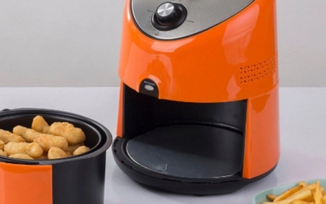 Why Every Parent Needs an Air Fryer