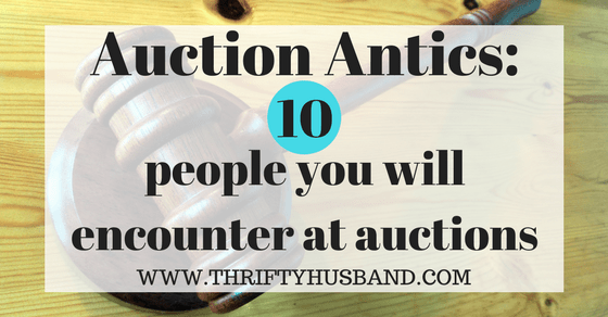 auctions for reselling