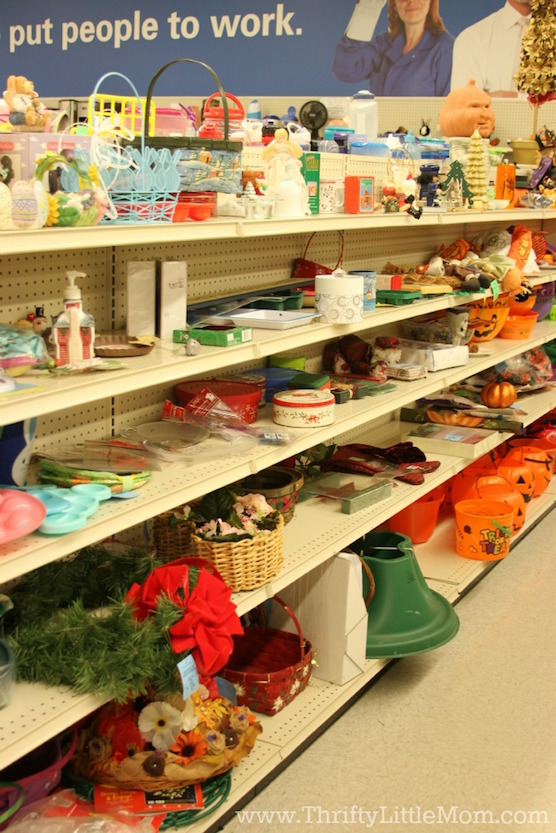 25 Home Decor Organizing Haul Thrift 2 Years Ago