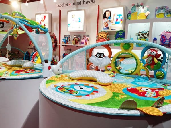 Skip Hop Amazing Arch Activity Gym | 25 Top Baby Products from the ABC Kids Expo