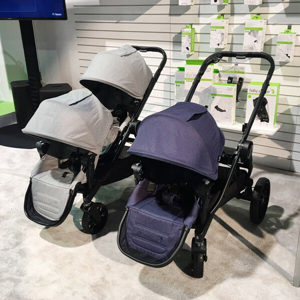 Baby Jogger City Select LUX | Top Baby Products for 2017 from the ABC Kids Expo