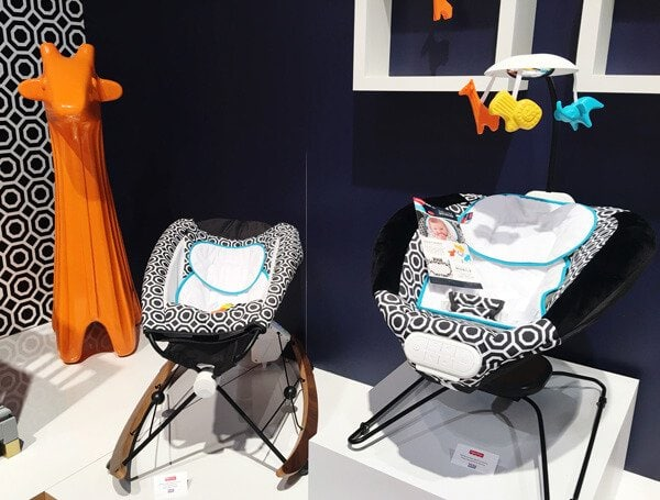 Jonathan Adler for Fisher-Price | Top Baby Products for 2017 from the ABC Kids Expo