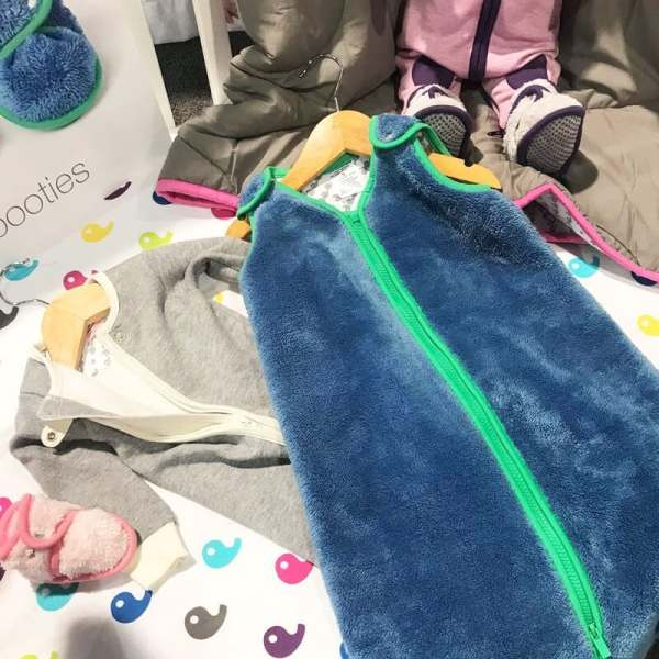 Baby Deedee Teddy Sleep Sack | 65 Top Baby Products for 2018 from the ABC Kids Expo