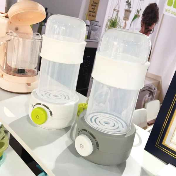 Beaba Baby Milk Bottle Warmer | 65 Top Baby Products for 2018 from the ABC Kids Expo