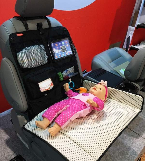 Beanko Mobile Changing Station | 65 Top Baby Products for 2018 from the ABC Kids Expo