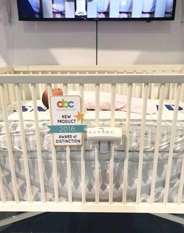 Halo SnoozyPod | 65 Top Baby Products for 2018 from the ABC Kids Expo