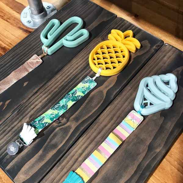 Itzy Ritzy Teething Toys | 65 Top Baby Products for 2018 from the ABC Kids Expo