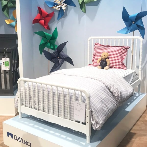 Jenny Lind Twin Bed | 65 Top Baby Products for 2018 from the ABC Kids Expo