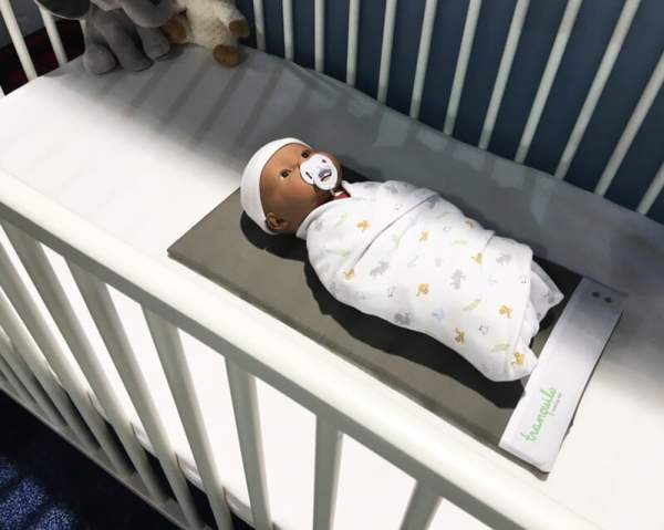 Tranquilo Soothing Mat | 65 Top Baby Products for 2018 from the ABC Kids Expo