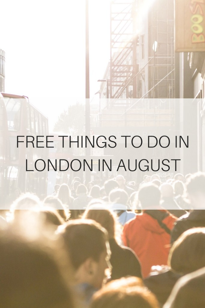 free-events-in-london