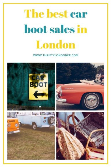 best-car-boot-sales-in-London