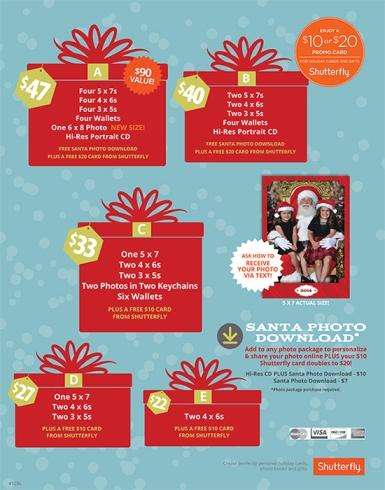 Santa Arrives At Burnsville Center Amp Free Shopping App