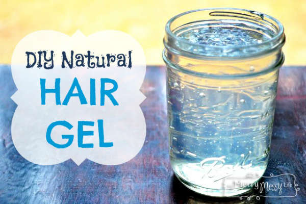 DIY Natural Hair Gel Tutorial Thrifty Momma Ramblings