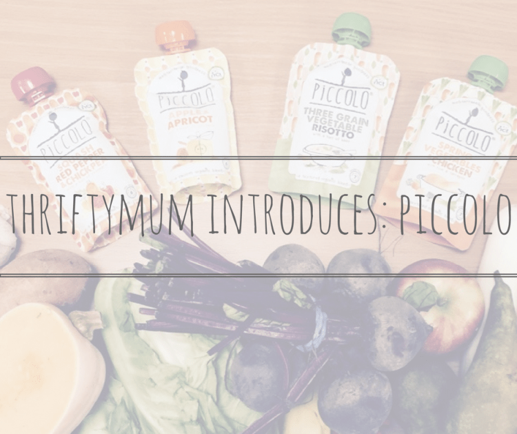 thriftymum introduces piccolo