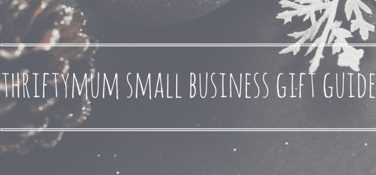 Countdown to Christmas: Small Business Gift Guide & Giveaway!
