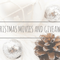 Christmas movies and giveaway title