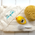 Tiny Chipmunk bamboo towels
