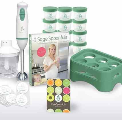 Sage Spoonfuls Review