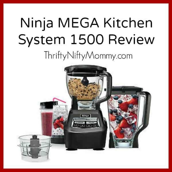 Ninja Mega Kitchen System Baby Food