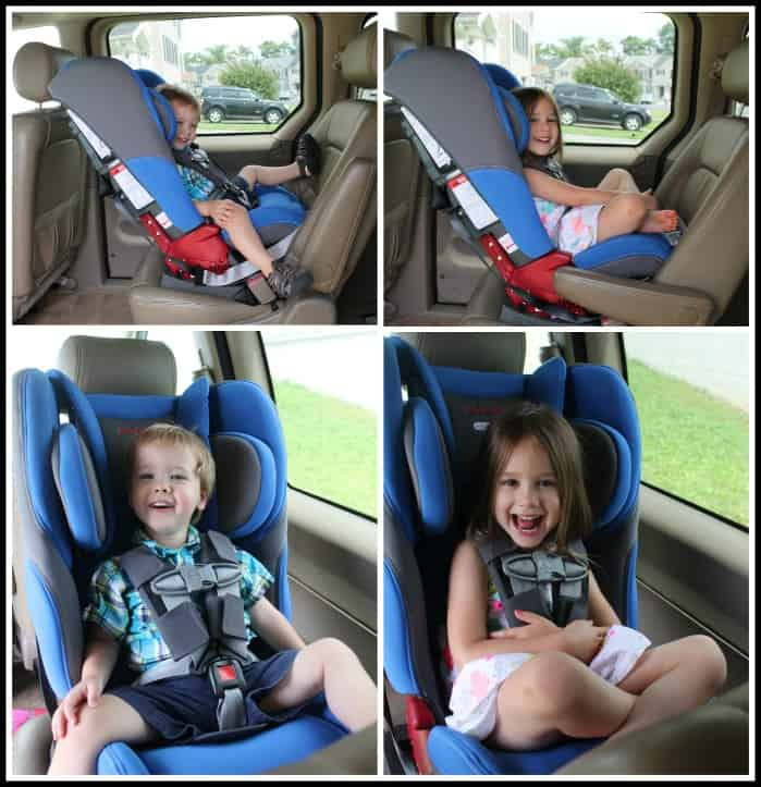 Diono Rainier Car Seat Review