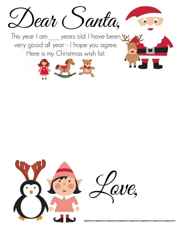 Christmas Wish List 8