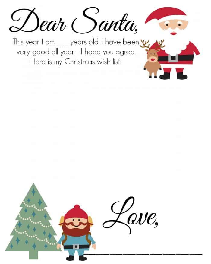 Christmas Wish List 9