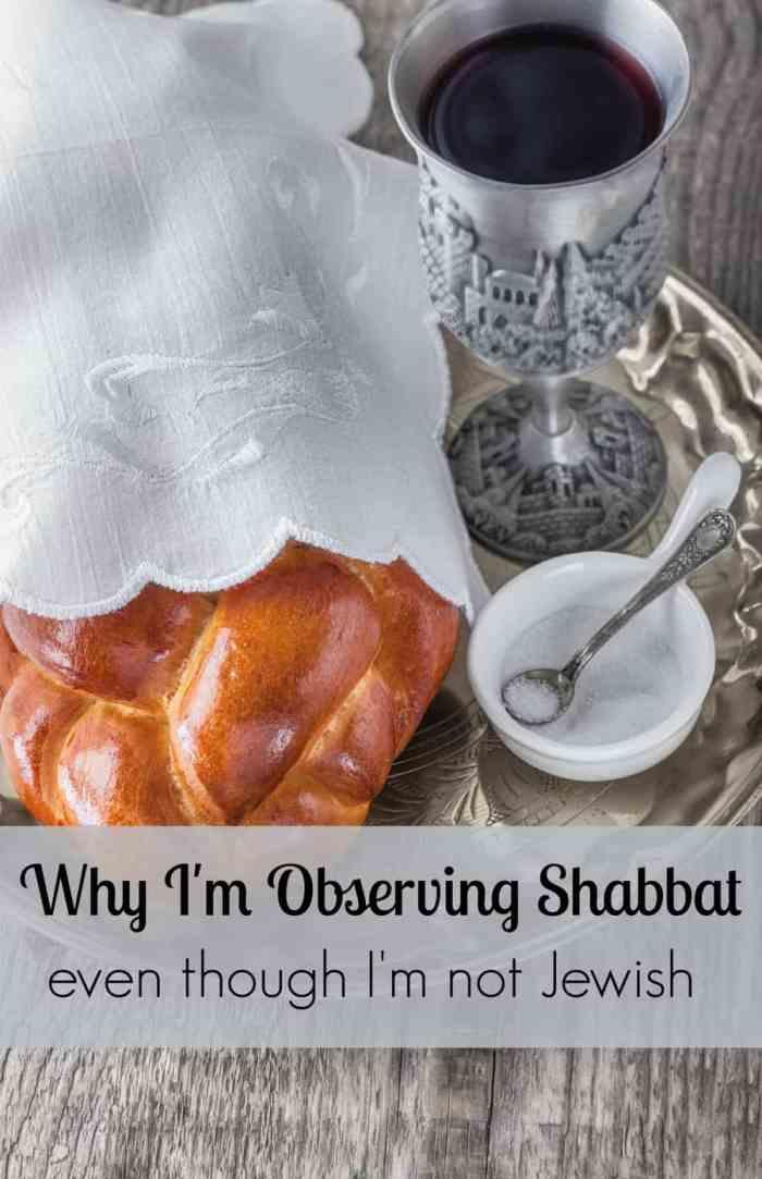 Observing Shabbat