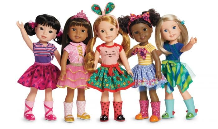 From left to right: Emerson, Kendall, Willa, Ashlyn, & Camille