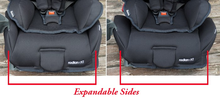 An Honest Review of the Diono Radian RXT Car Seat