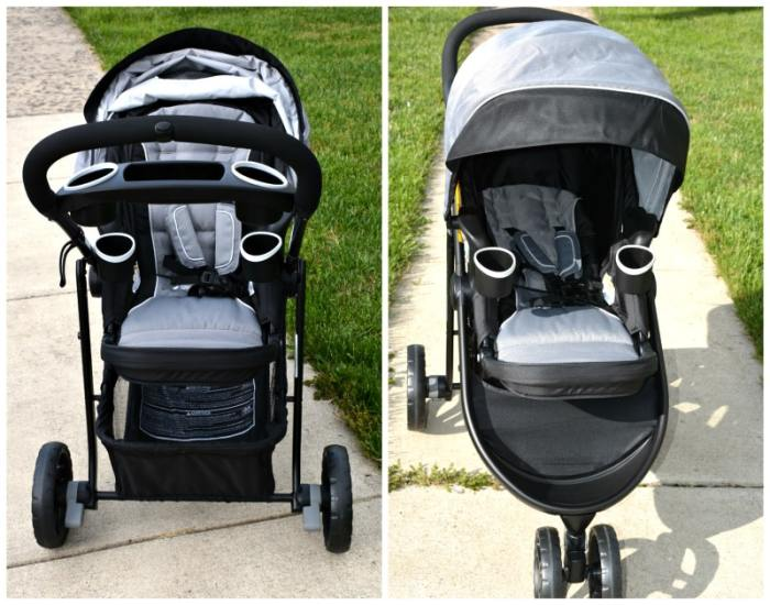 Graco Modes Click Connect Stroller Review Thrifty Nifty