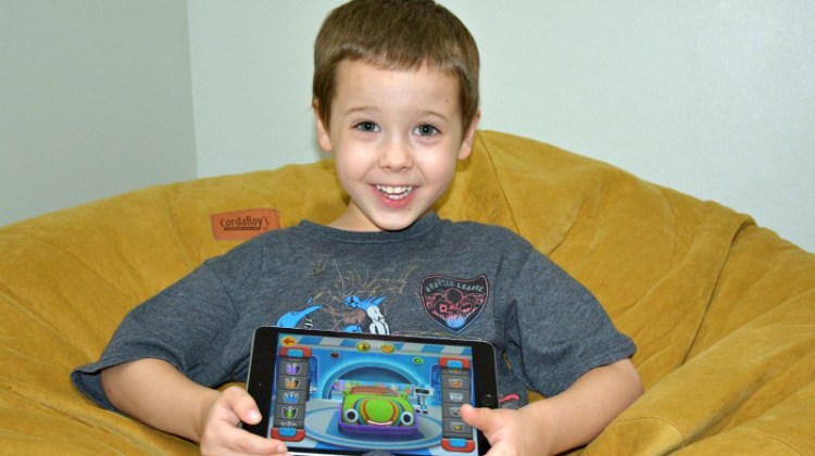 Check Out the Noddy Toyland Detective App {Plus an iTunes Gift Card Giveaway!}
