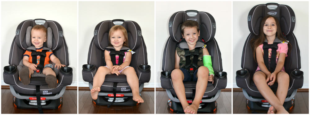 Graco 4Ever Extend2Fit 4-in-1 Car Seat Review - Thrifty ...