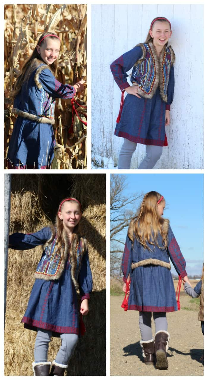 Jak & Peppar Girls Boho Clothing Line
