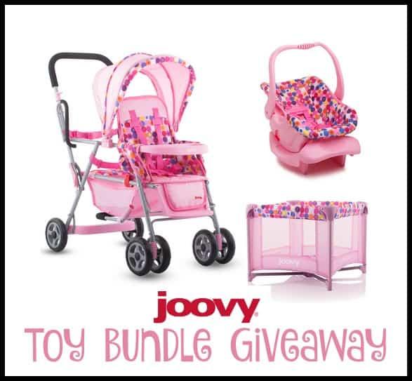 Joovy Toy Bundle Giveaway