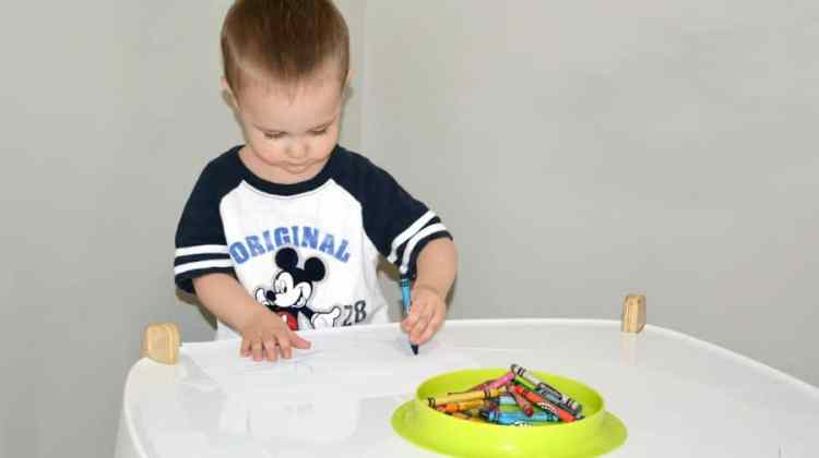 Evenflo Gleeful Sea ExerSaucer Review