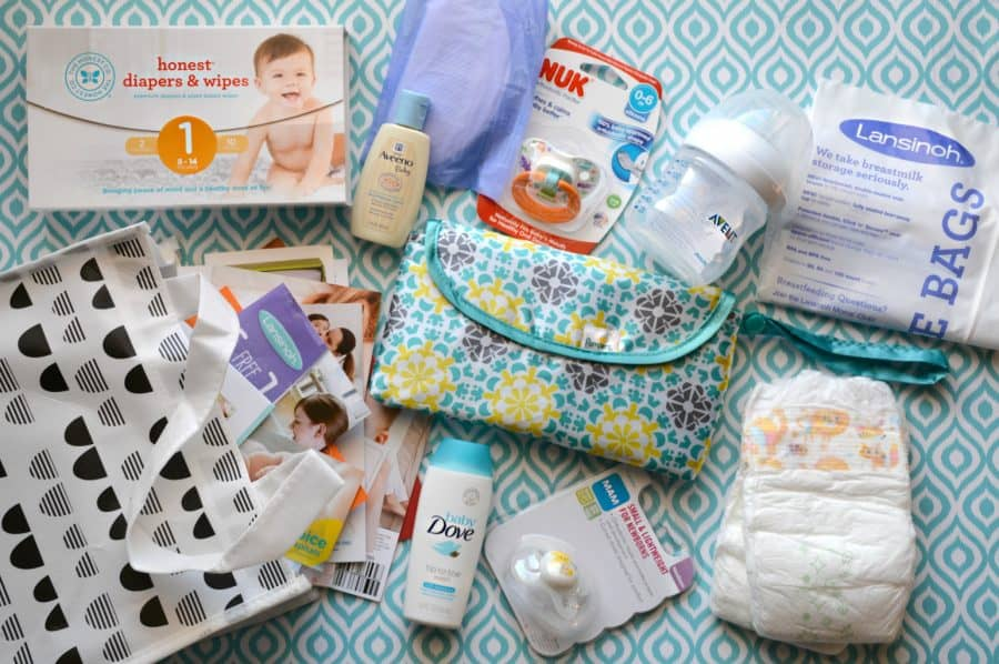 What's in the Target Registry Gift Bag