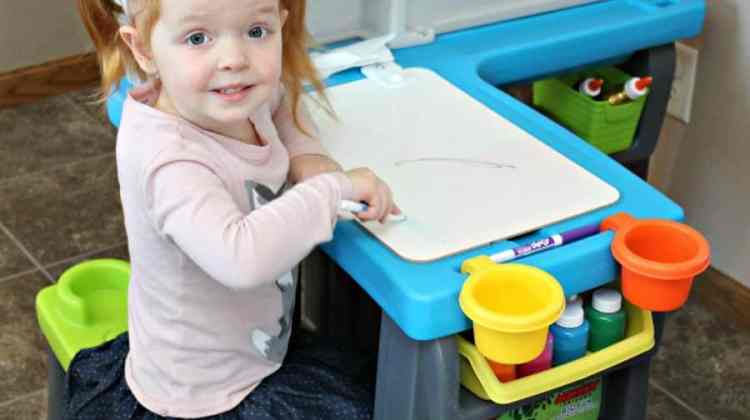 The Importance of Art in Child Development
