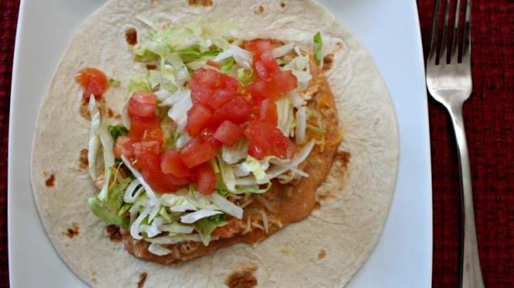 Simple Slow Cooker Mexican Chicken Recipe