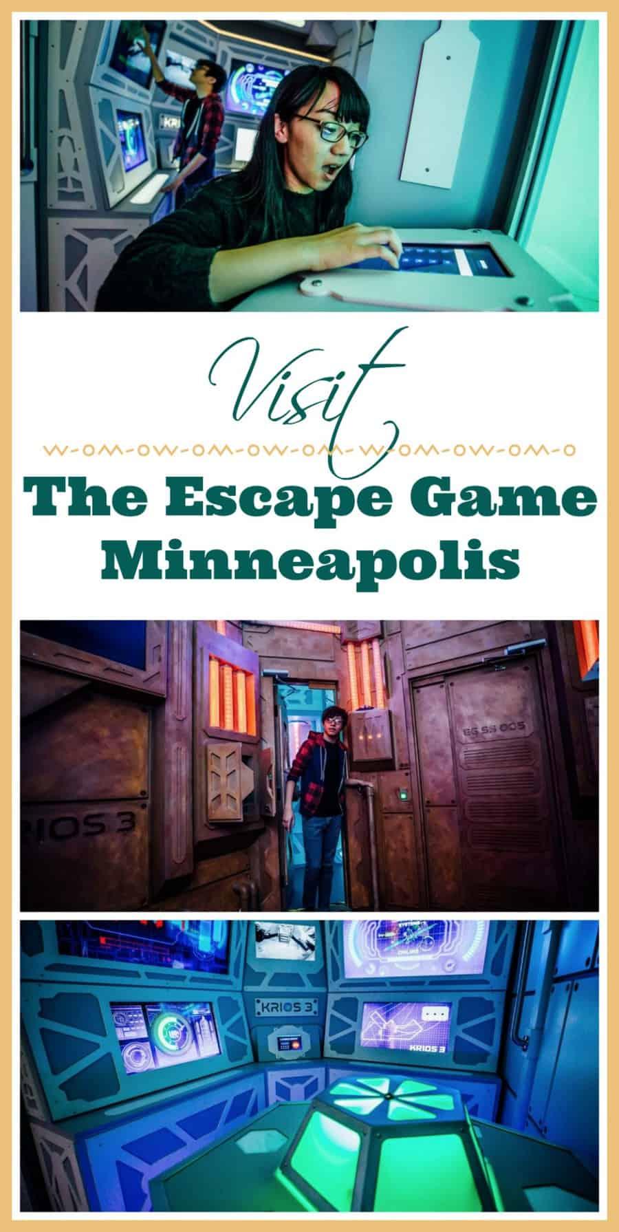 The Escape Game Minneapolis Review