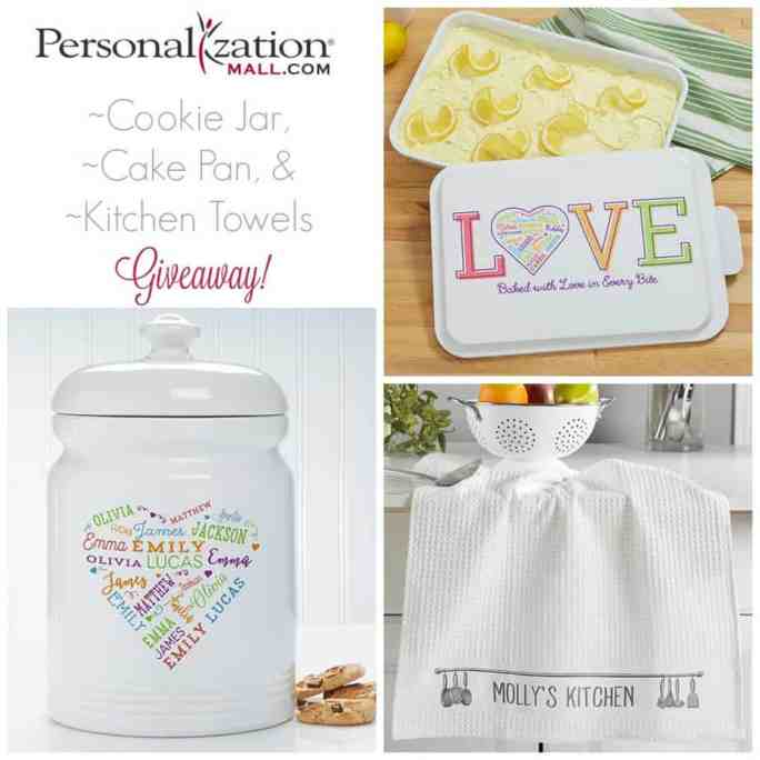 Personalzed Mother's Day Gifts Online By Personalization Mall Giveaway